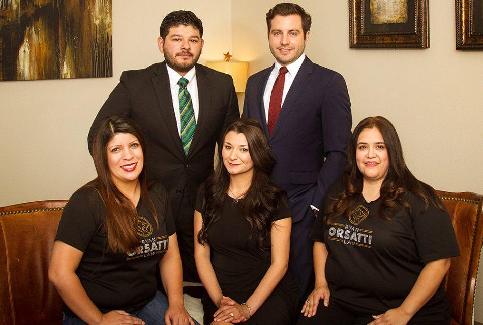 Ryan Orsatti Law Firm Team