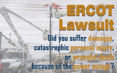 ERCOT Lawsuit San Antonio Tx