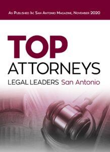 Top Attorneys Legal Leaders in San Antonio